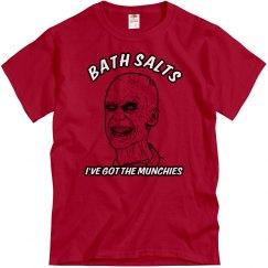 Bath Salts Zombie