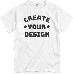 Create your Custom T-Shirts