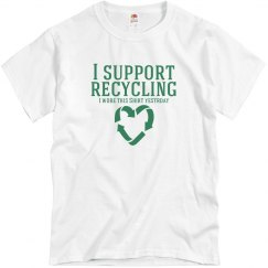 Support Recycling T-Shirt