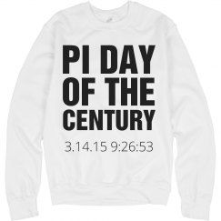 Pi Day Sweatshirt