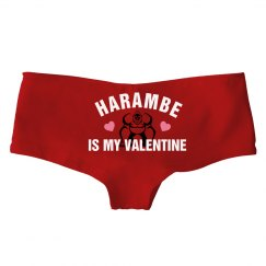 Harambe Is My Valentine Hearts