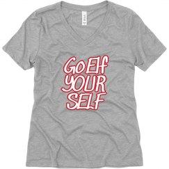 Go Elf Your Self