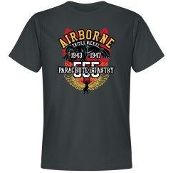 Triple Nickel 555th Parachute Infantry