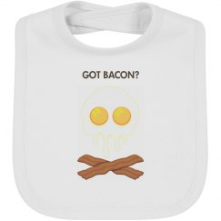 Got Bacon Bib