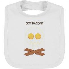 Got Bacon Bib