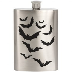 Bats On A Flask