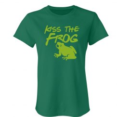 Kiss the Frog T-Shirt