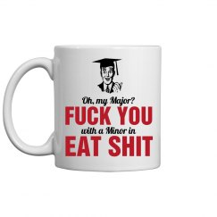 Your First Job Mug