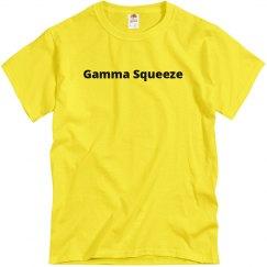 Gamma Squeeze Tee
