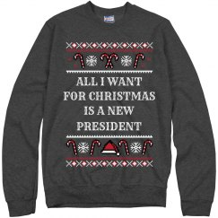 Just Want A New President For Xmas