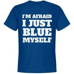 I Blue Myself