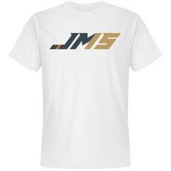 JM15 White Tee