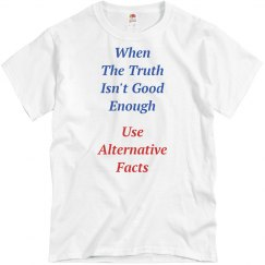 Alternative Facts Anti Trump