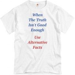 Alternative Facts Anti Trump