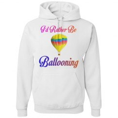 RATHER BE BALLOONING