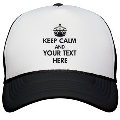 Custom Keep Calm Design