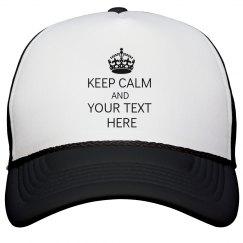 Custom Keep Calm Design
