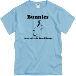 Bunnies Are Speed Bumps