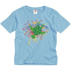 Shellebrate Turtle T-Shirt