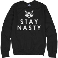 Let's Stay Nasty