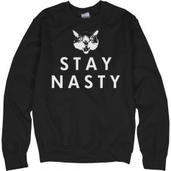 Let's Stay Nasty