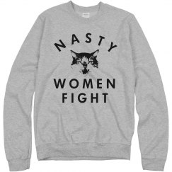 Nasty Women Fight