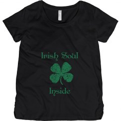 Irish Sould Inside St Patricks Maternity Top