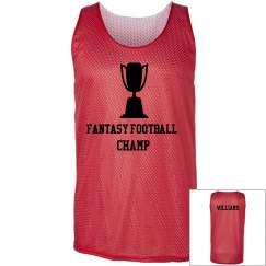 Fantasy Champ Pinnie