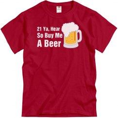 21 Buy Me A Beer