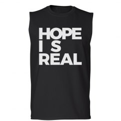 HOPE IS REAL [SLEEVELESS]