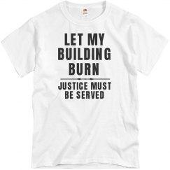 Let My Building Burn