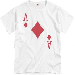 Ace Of Diamonds Card