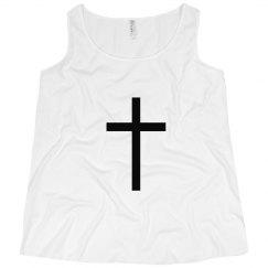 Ladies Cross Shirt