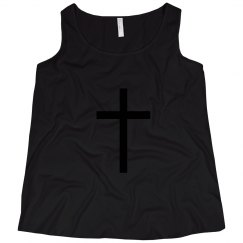 Ladies Cross Shirt