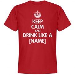 Drink Like A...