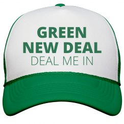 Green New Deal Cap