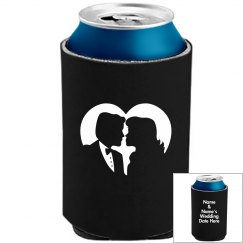 Our Wedding Koozie