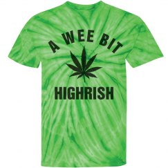 Irish 420 A Wee Bit Highrish