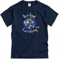 Be a Good Earthling 2