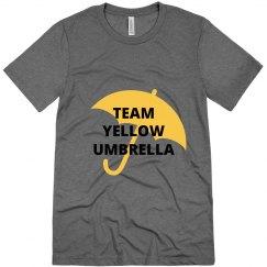 Team Yellow Wins