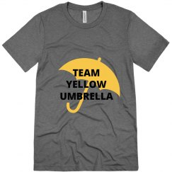 Team Yellow Wins