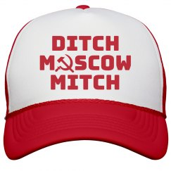 Ditch Moscow Mitch McConnell