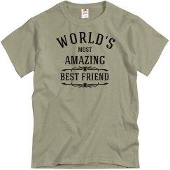 Amazing best friend