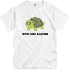 Legendary Turtle Emoji