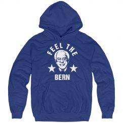 Feel the Bern Hoodie