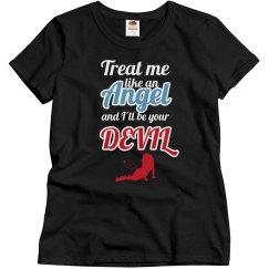 Treat Like Angel B Ur Dev