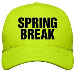 Spring Break Hat