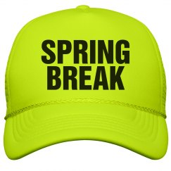 Spring Break Hat