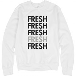 Fresh Up & Down