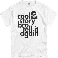 Cool Story and Glasses